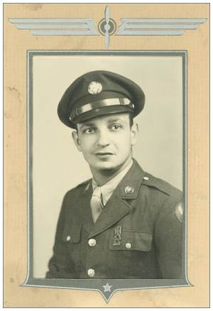 36457521 - Sgt. - Engineer / Top Turret Gunner - Walter Murphy Sies