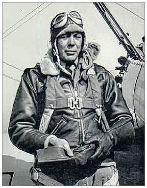 1316309  - Sgt.   - Navigator         - William David Hawkins - RAFVR
