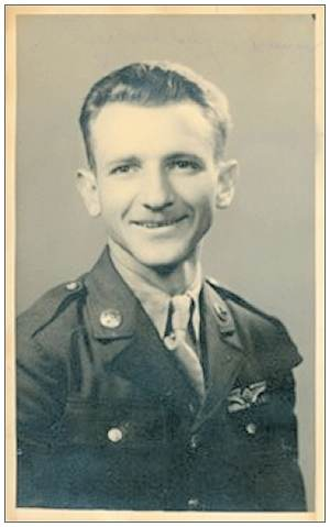 6578178 - S/Sgt. Harold 'Buck' M. Booth