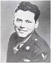 S/Sgt. - Tail-Gunner - John Marvin 'Johnny' Capps