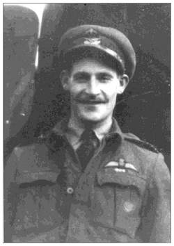 Wing Commander - Pilot - Alan Michael 'Sticky' Murphy - RAF