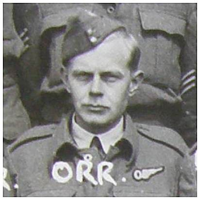 1332202 - Sergeant - Air Observer - Thomas Clarence Field Orr - RAFVR - Age 28 - KIA