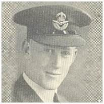 43643 - P/O. - Co-Pilot - Theo Faire Storrier Johnson - RAF - Age 21 - POW