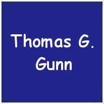 912780 - Sgt. - Air Gunner - Thomas Gower Gunn - RAFVR - Age 29 - MIA