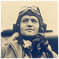Captain Terrence MacFarlane Williams - Fighter Pilot - POW