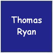 621697 - Sgt. - Rear Air Gunner - Thomas Ryan - RAFVR - Age 22 - KIA