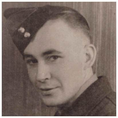 1591235 - Sgt. - Mid Upper Gunner - Thomas William 'Bill' Heron - RAFVR - Age 20 - KIA