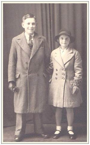 Ted and Patsy Dyer - civil photo