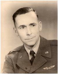 1st Lt. Thurman Matson Geren - US Air Corps