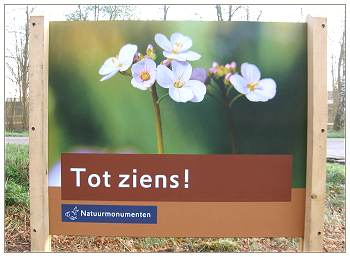 TOT ZIENS - Waterloopbos