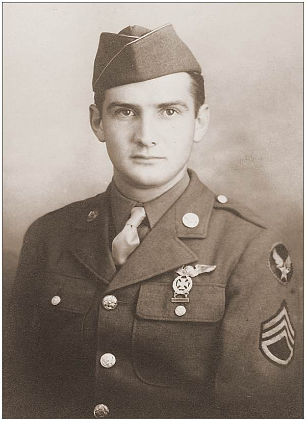 34351234 - T/Sgt. - Asst. Engineer / Waist Gunner - James Carl Owens