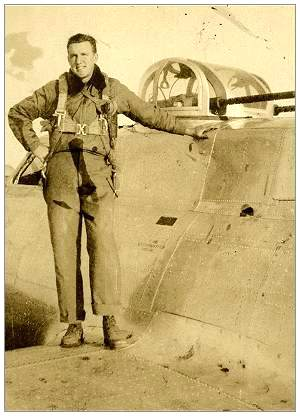 T/Sgt. - Engineer / Top Turret Gunner - Robert H. Driver - near Top Turret