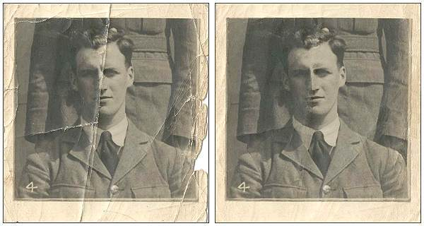 Unknown Airman is PETCH - at Oene - Summer 1941