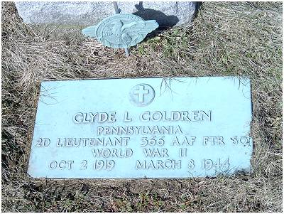Memorial - Clyde L. Coldren