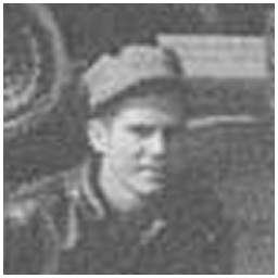 38327189 - T/Sgt. - Ball Turret Gunner - Flt. Engineer - William Alonzo 'Willie' Lowen - Ponca City, Kay Co., OK - Stalag Luft 3 - Sagan - Age 21 - POW