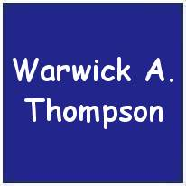 1310697 - Sgt. - Mid Upper Gunner - Warwick Arthur Thompson - RAF - Age 29 - POW - interned in Camp 344 - POW No. 25668