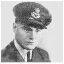 41224 - Pilot Officer - Pilot - William 'Bill' Frank Tudhope - DFC - RAF - Age 21 - KIA