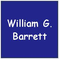 1375682 - 120409 - Flying Officer - Observer - William Gustave Barrett - RAFVR - MIA