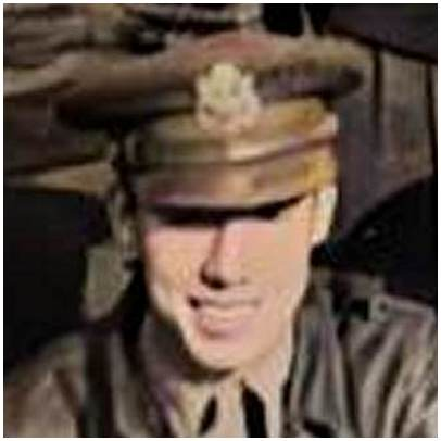 14034899 - O-801828 - 2nd Lt. - Co-Pilot - Wilbur Hyman Brown - Pitt Co., NC - POW