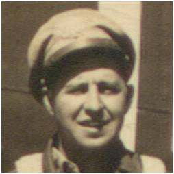 O-750380 - 2nd Lt. - Co-Pilot - William Henry Hammond - Salem, OR - EVD/POW - Stalag 7A
