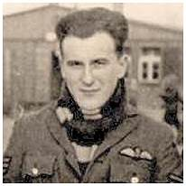 742138 - Sgt. - Co-Pilot - William Hansford Jordan  - RAFVR - Age 22 - POW
