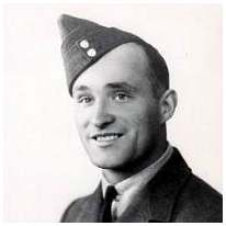 R/84563 - Flight Sergeant - W.Operator / Air Gunner - Winston James Dickinson - RCAF - Age 25 - KIA