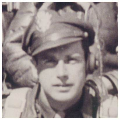19103219 - O-690113- 2nd Lt. William 'Bill' Lansill - Co-Pilot - Age 22 - POW - Stalag Luft 1 - compound South