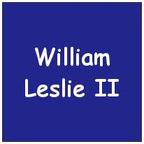 O-1549986 - 2nd Lt. - Squadron Gunnery Officer - Right Waist Gunner - William Leslie II  - NY - Age 30 - POW