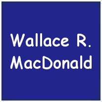 R/124685 - Flight Sergeant - Navigator - Wallace Reginald MacDonald - RCAF - Age 26 - MIA