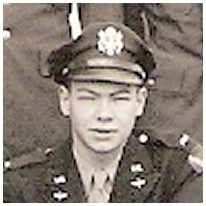 2nd Lt. - Navigator - William Wade 'Bill' Jeffers - Glen Allen, VA - POW