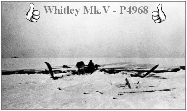 Whitley - winter 1941/1942 - locatie Kleiweg - Section O-67