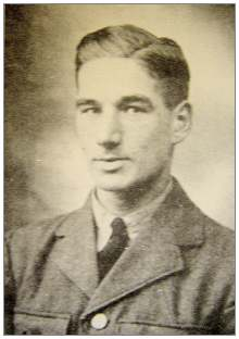 1312095 - Sgt. - Air Gunner - William David George O'Brien - RAFVR