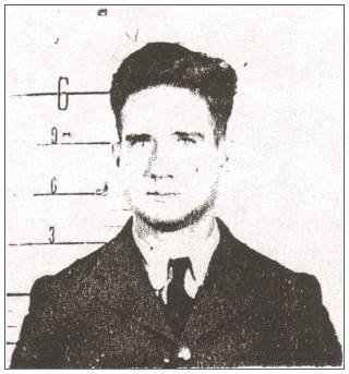 LAC William Jessup Harrell - RCAF - ID photo