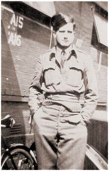Flight Sergeant William Jessup Harrell - RCAF