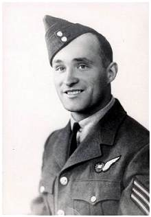 Flight Sergeant Winston James Dickinson - RCAF