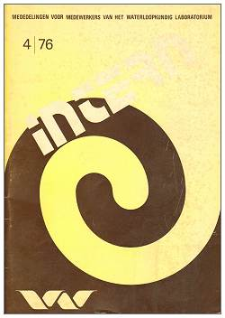 WL-INTERN - No. 32 cover - 8e jaargang - oct 1976